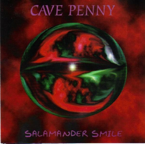 Salamander Smile by Cave Penny
